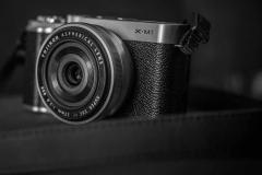 kamera ved fotograf