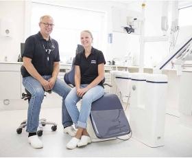 tandlæge portrætter