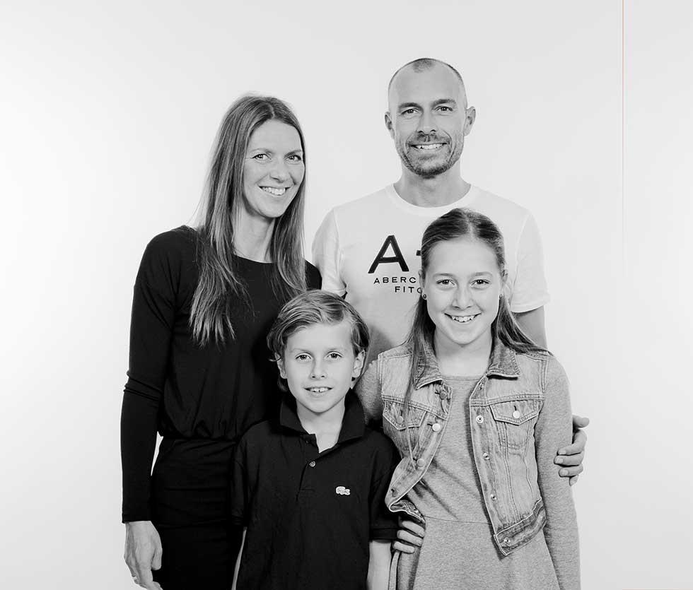 Det er nemt at spå fremtiden for et godt familiefoto København