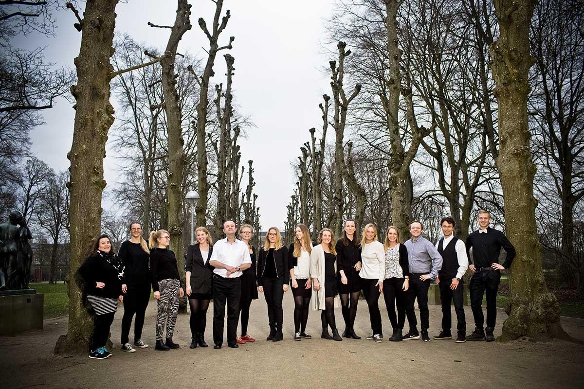 Børne og familie fotograf København