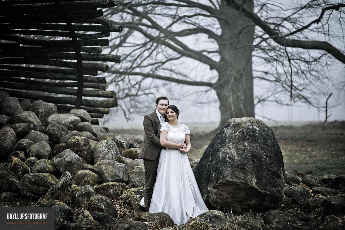 Bryllupsfotografering - Unikke bryllupsbilleder til fair priser