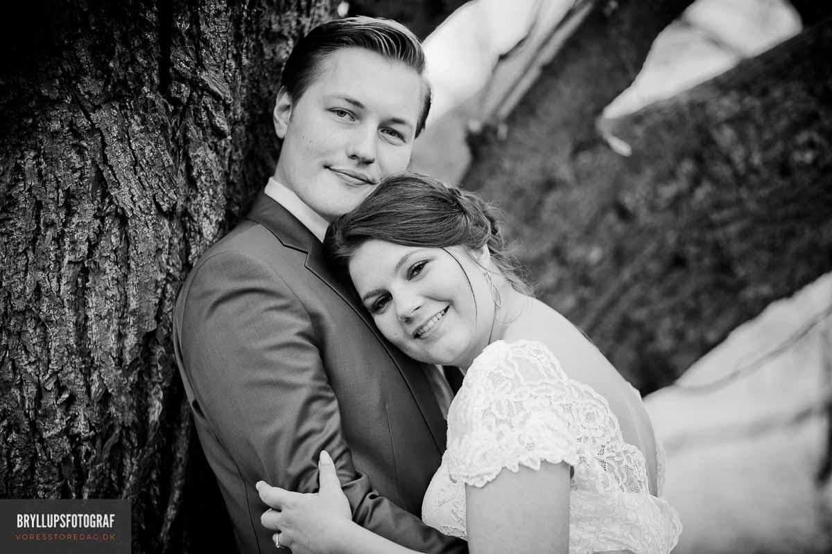 Bryllup i København. Bryllupslokaler med udsigt til Øresund i Hellerup