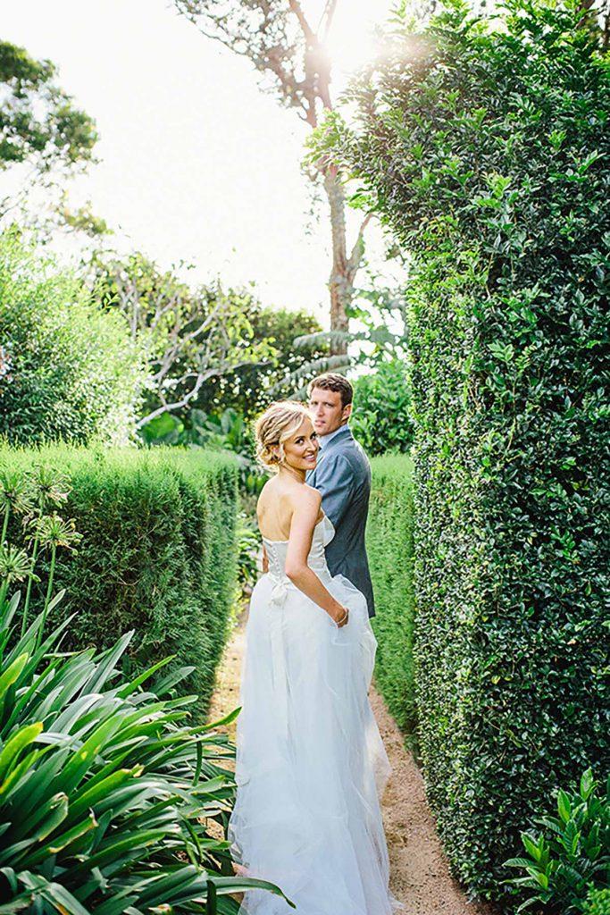 Portrætfotografering ved bryllup