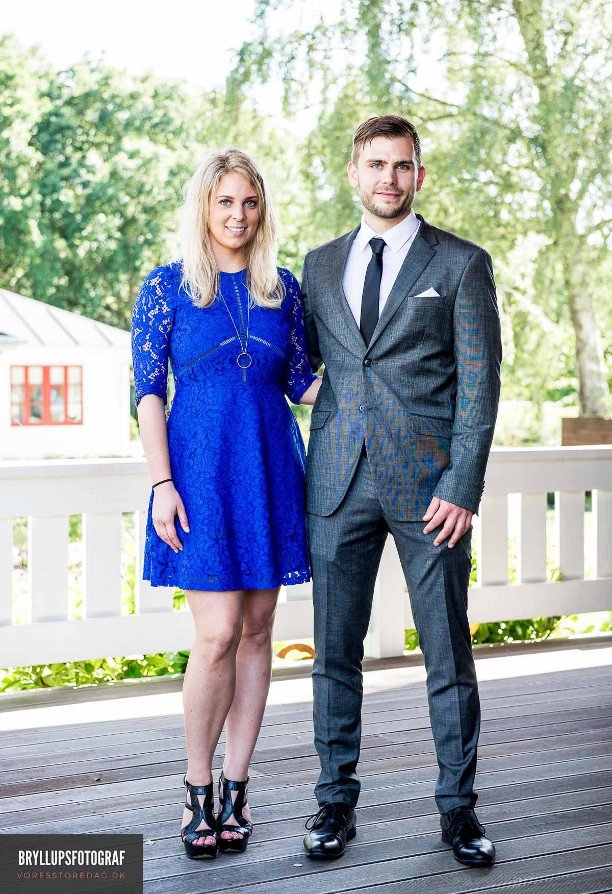 bryllup gæster KBH