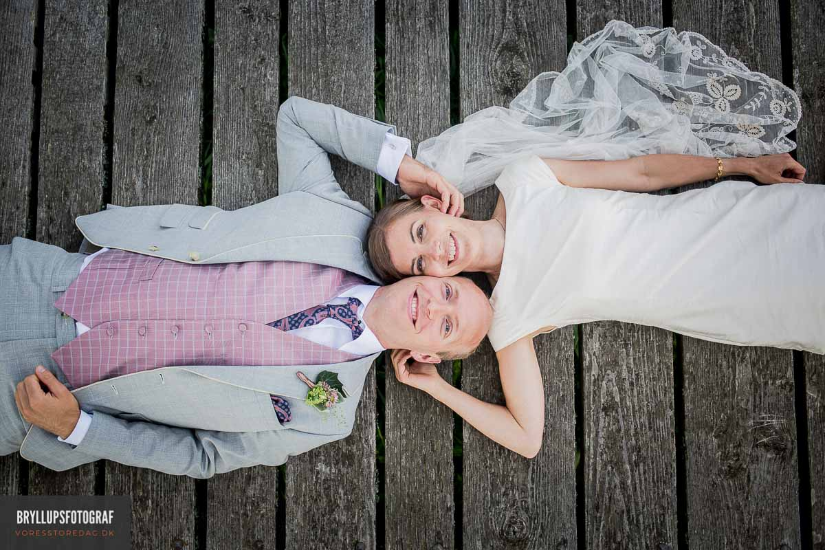 Bryllup på Comwell Roskilde ved Roskilde Fjord