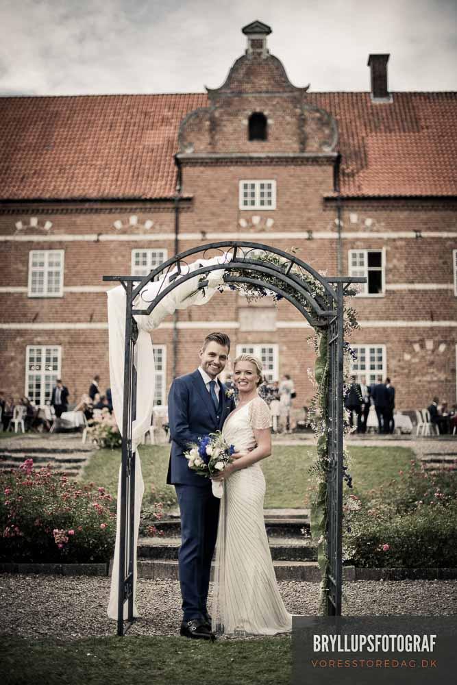 en dygtig bryllupsfotograf København