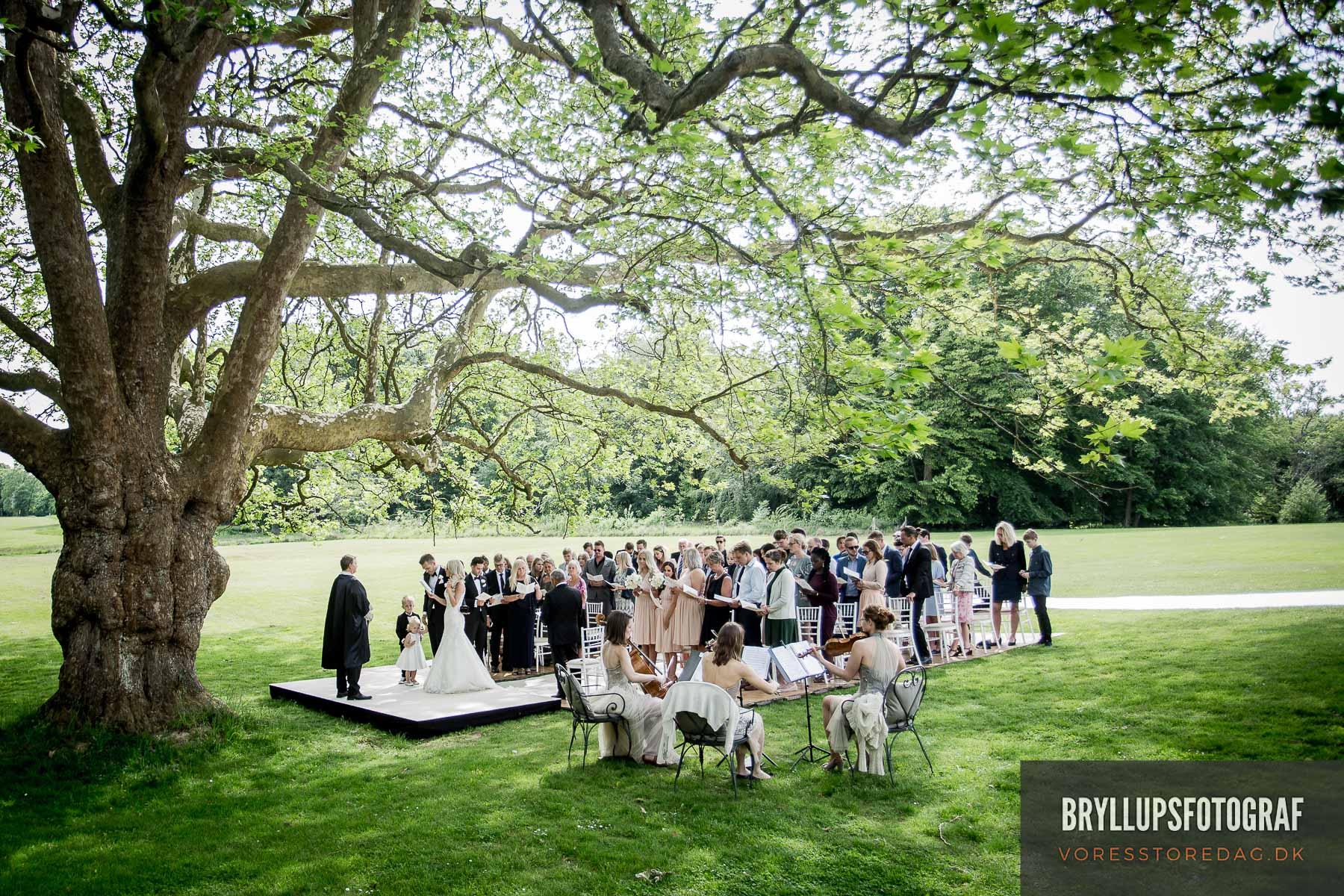 bryllup foto Esbjerg