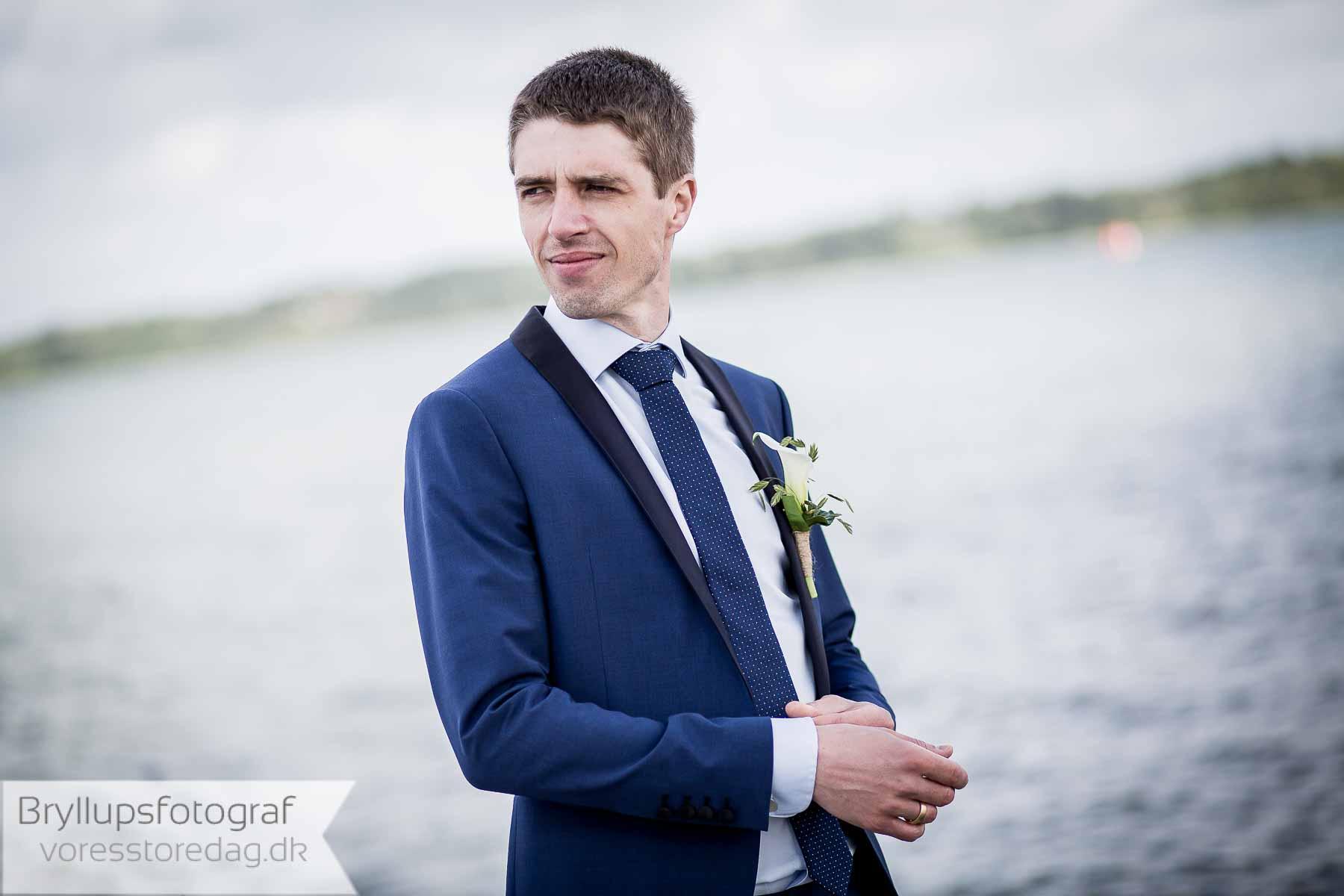 Her finder I Danmarks førende bryllupsfotografer til fantastiske bryllupsbilleder.