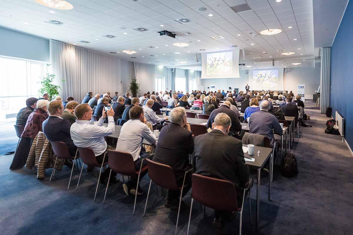 gruppe ved konference København