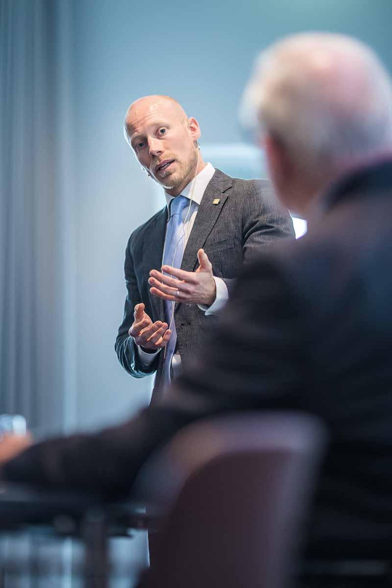 event speaker København
