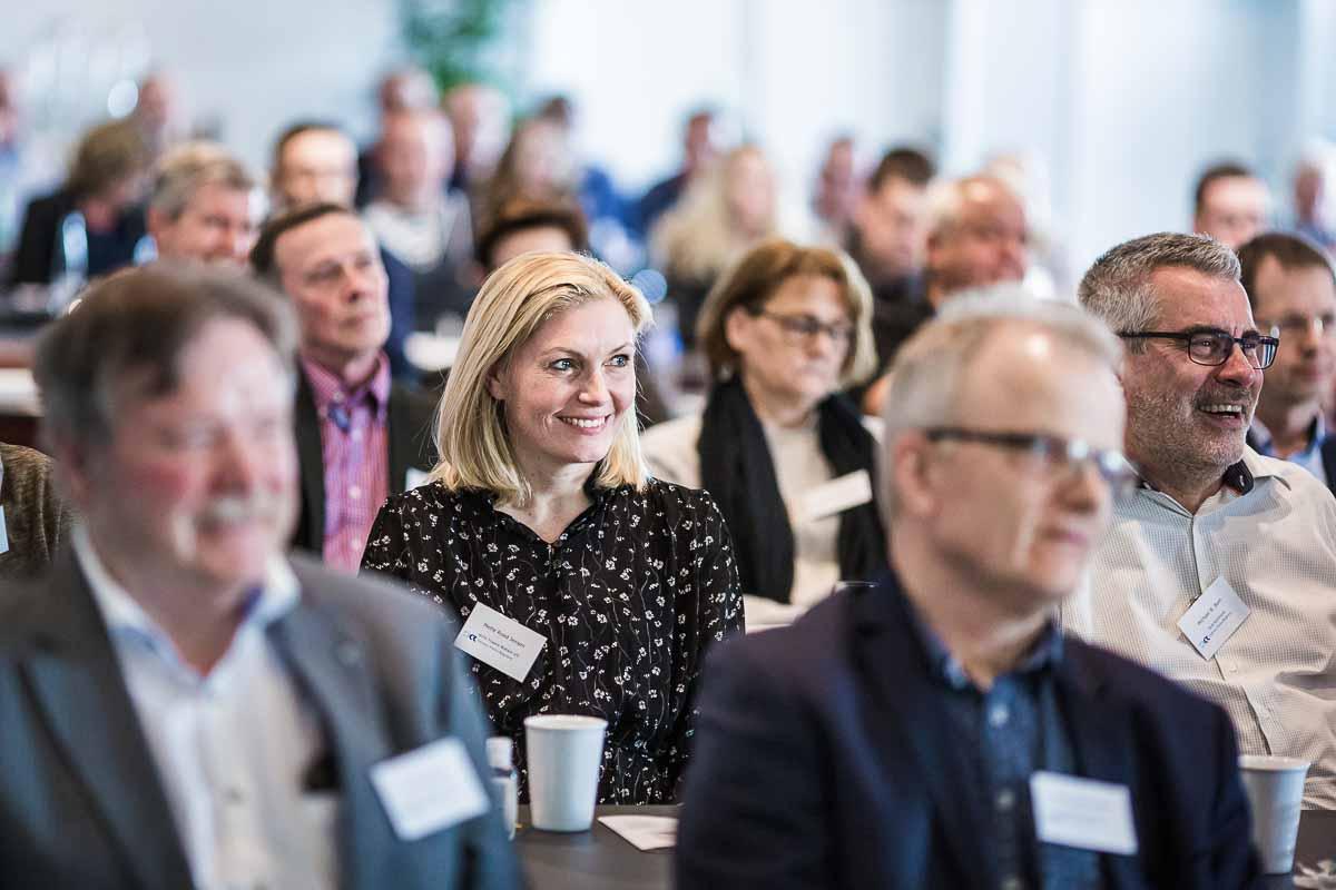 konference fotografering i København