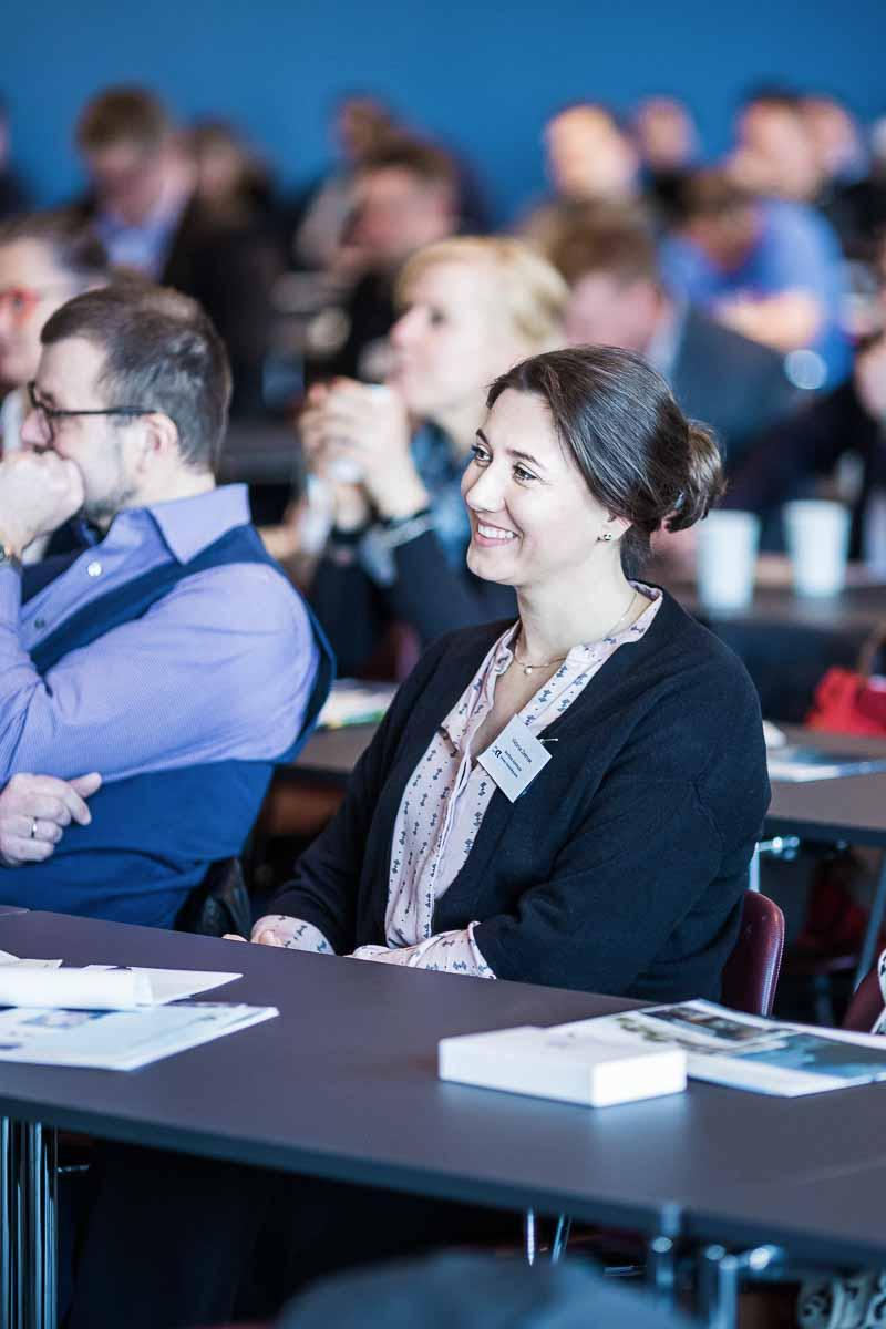 spørgerunde konference København