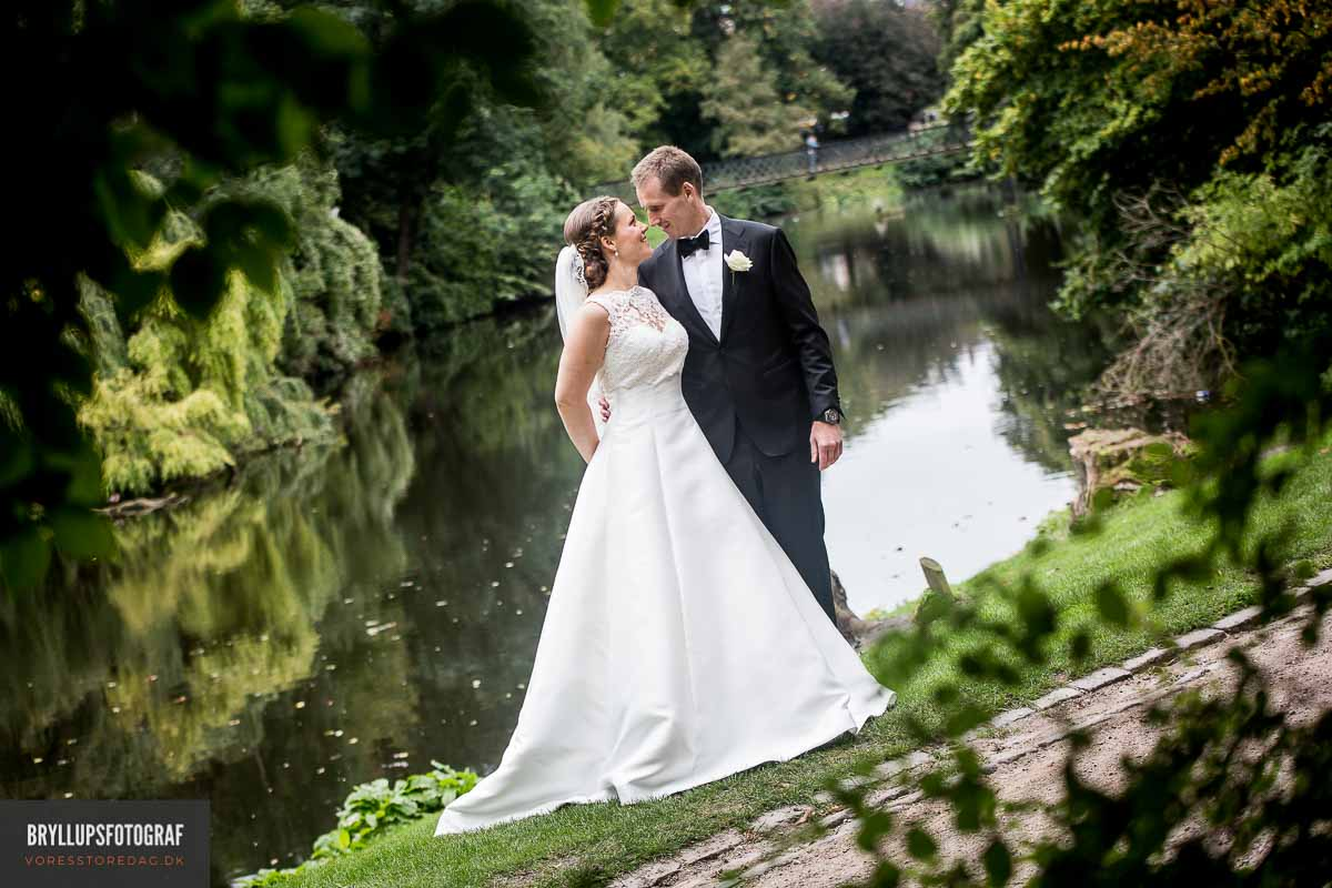 Lær at fange de bedste bryllupsbilleder af det lykkelige brudepar