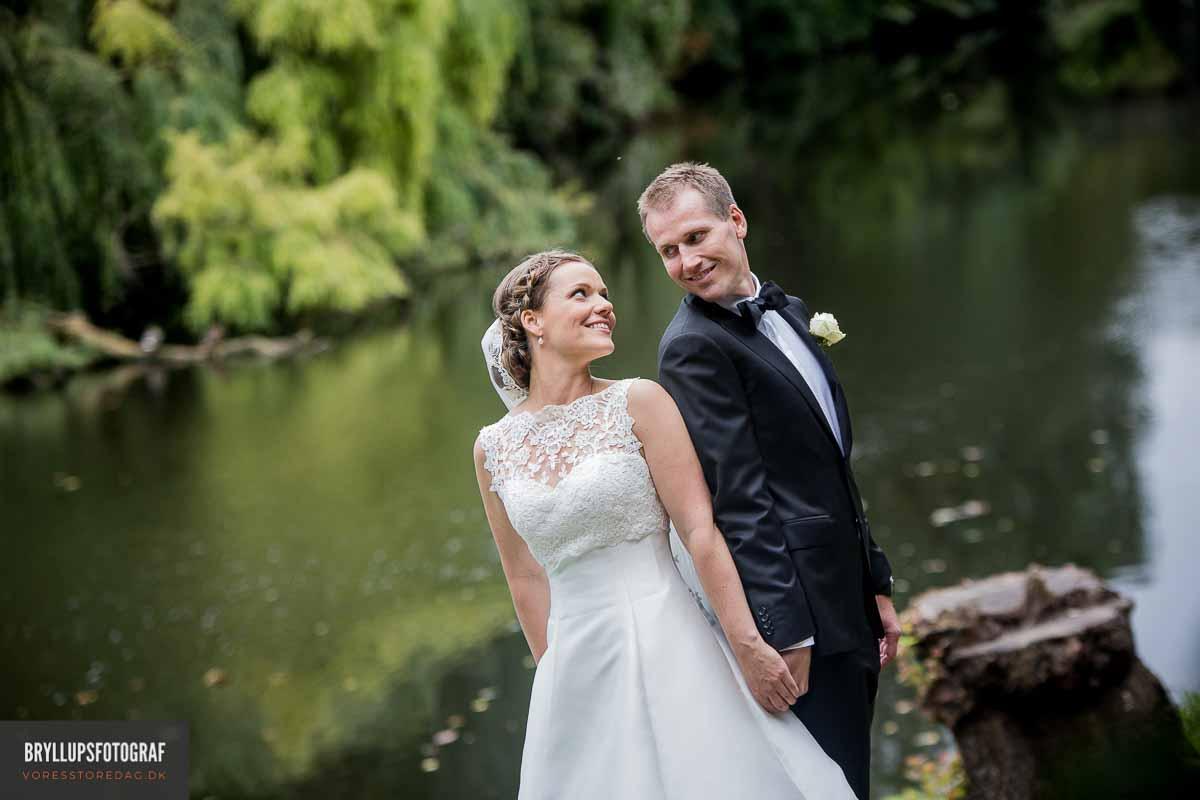 Bryllupsbilleder København og vores officielle billeder