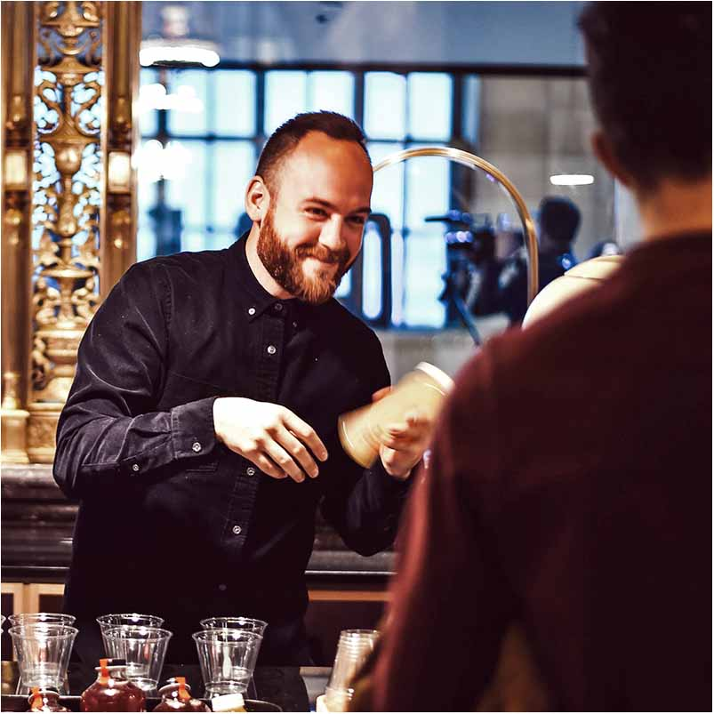 bartender foto