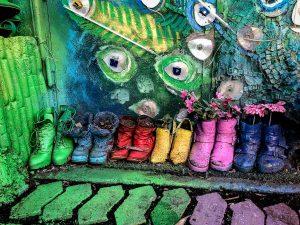 Christiania er en hippiefristad midt i København