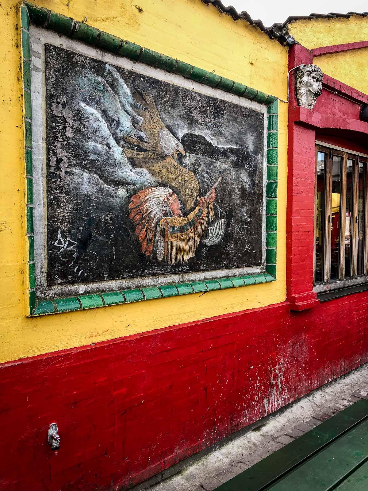 Christiania - Oplev det frie København på Christianshavn