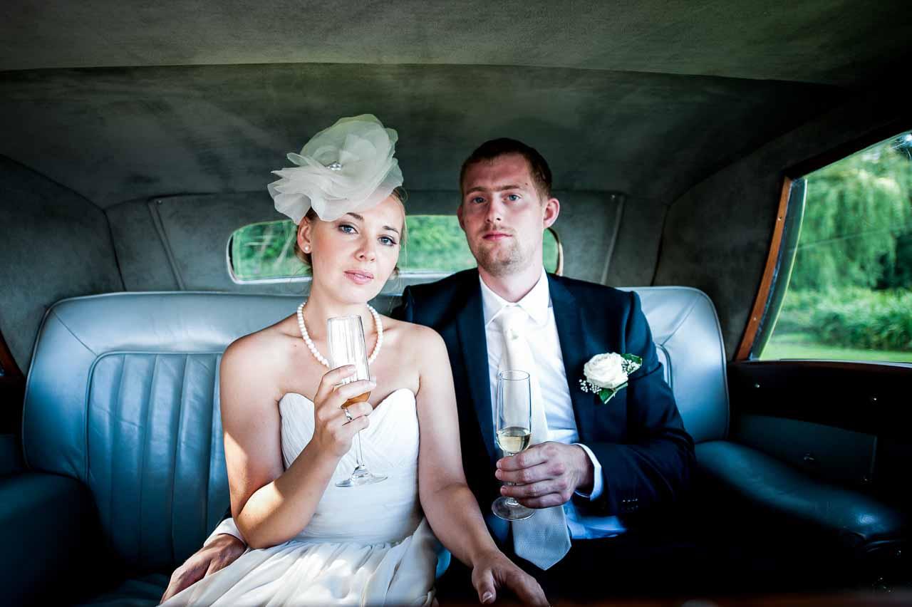 Billeder af bryllup amager