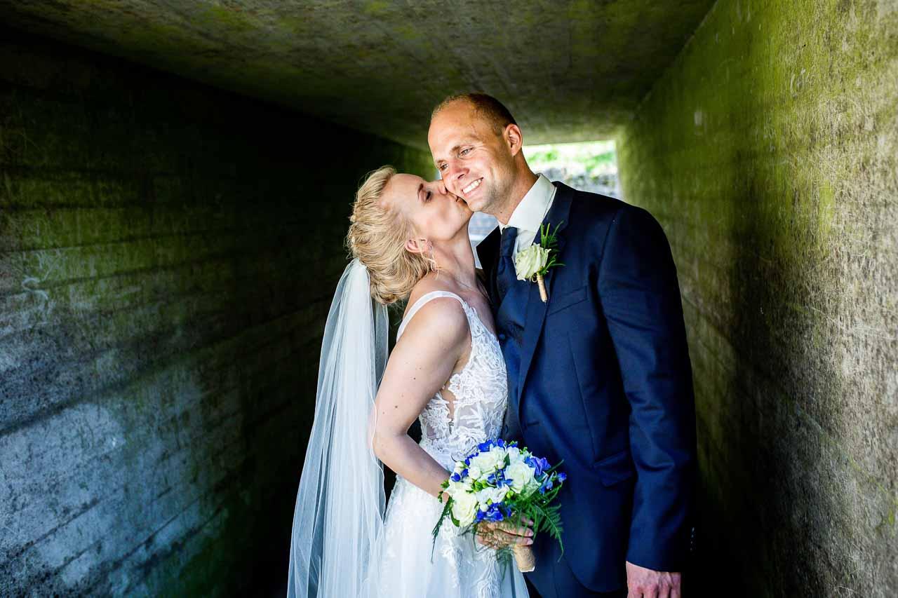 Bryllupsfotograf i København, på Sjælland og hele Danmark.