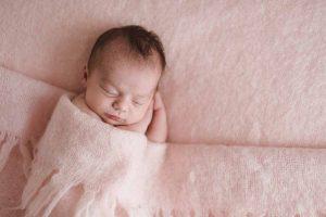 Nyfødt fotografer
