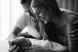 fotos af nyfødt