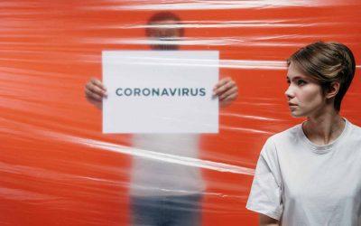Fotografering under Coronavirus