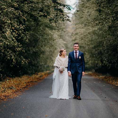 Bryllupsfotografering i KBH
